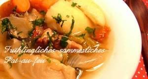 Comforting Spring  Summer Tomato Pot-au-Feu