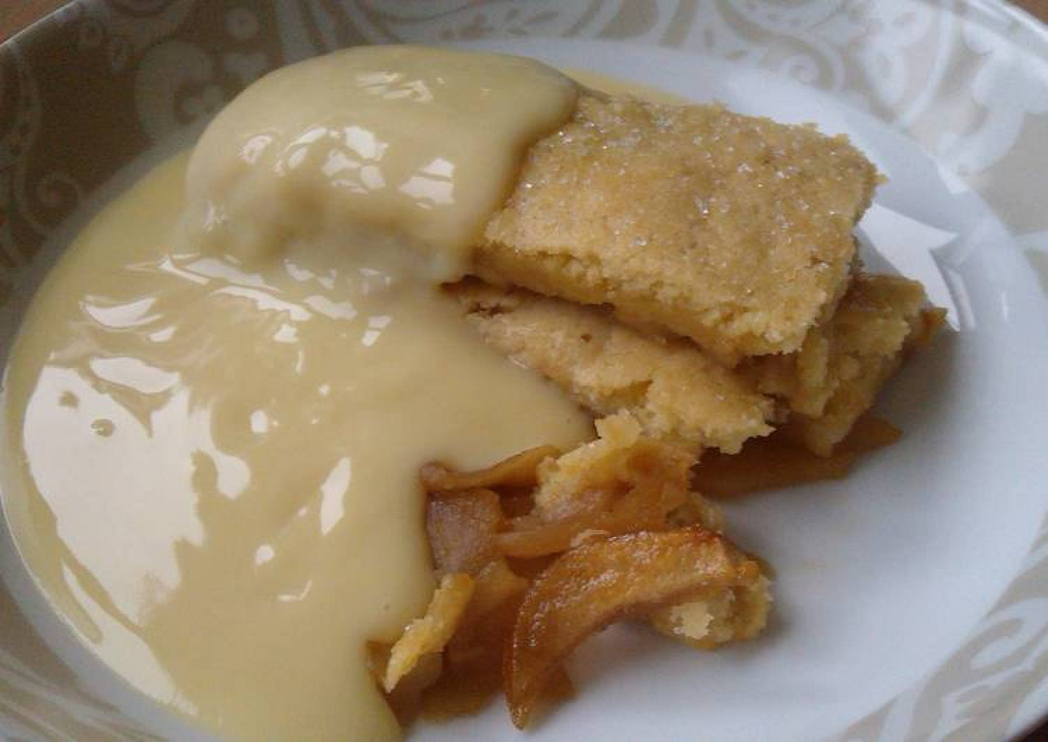 Vickys Eve's Pudding, GF DF EF SF NF