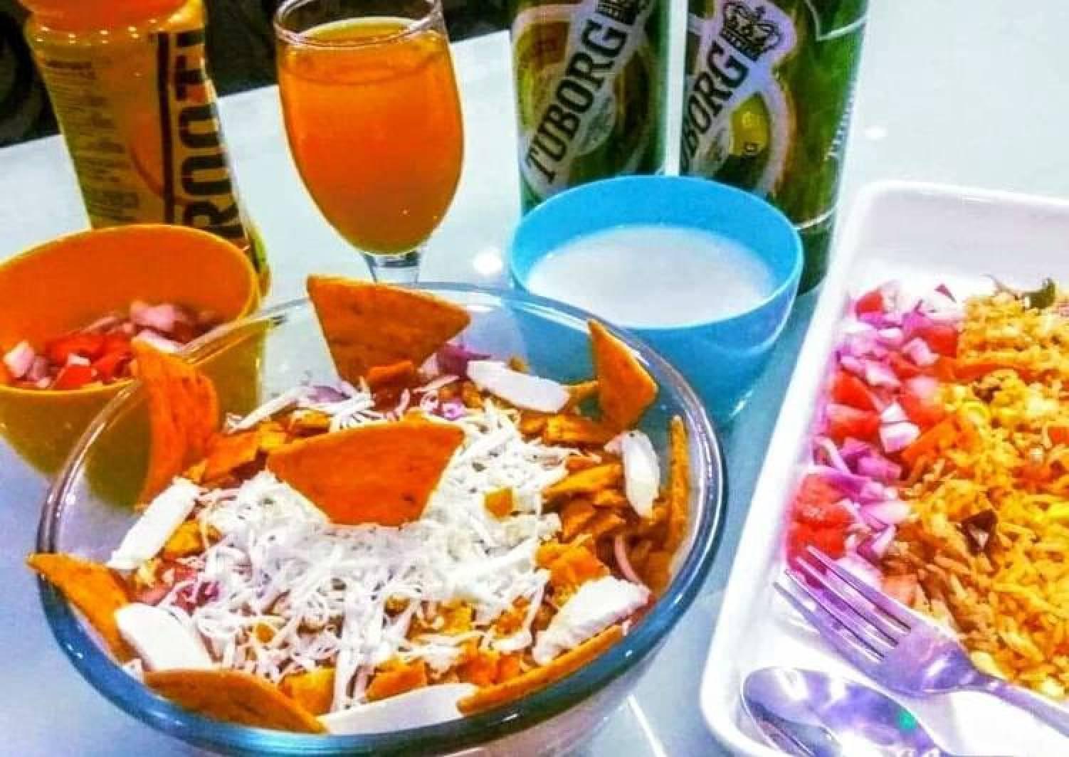 Maxican burrito bowl