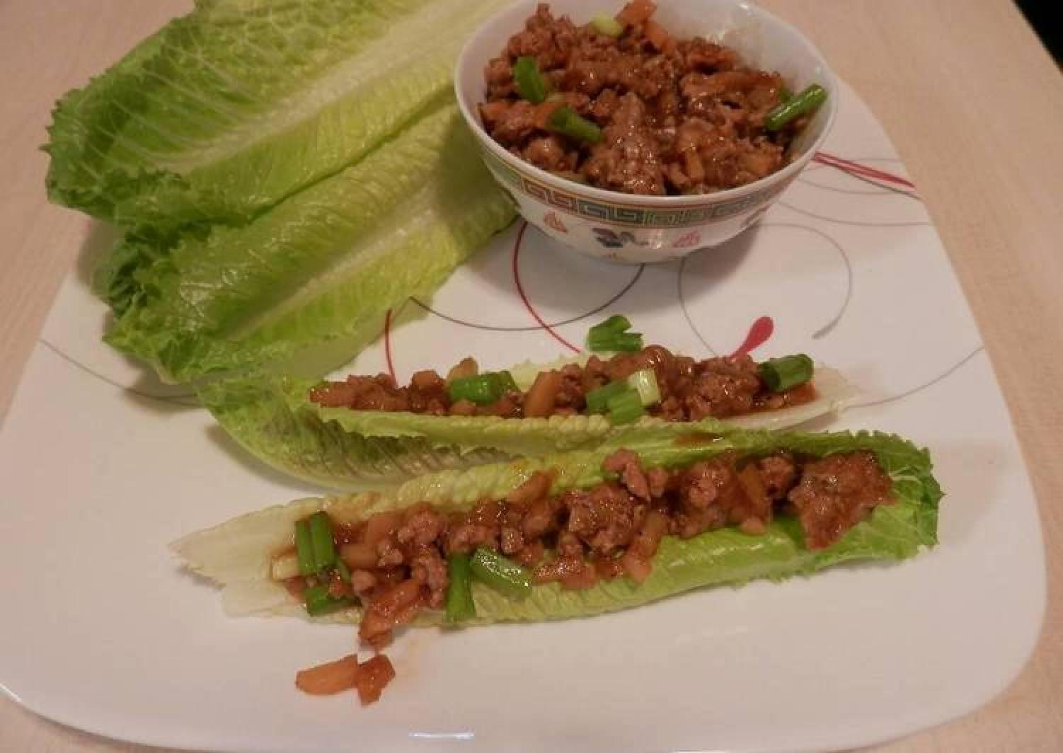 Lettuce Boats