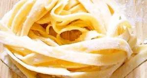 Easy Handmade Fresh Pasta