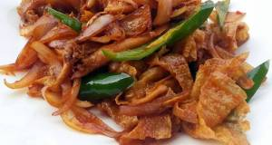 Spicy Mushroom And Beancurd Skin