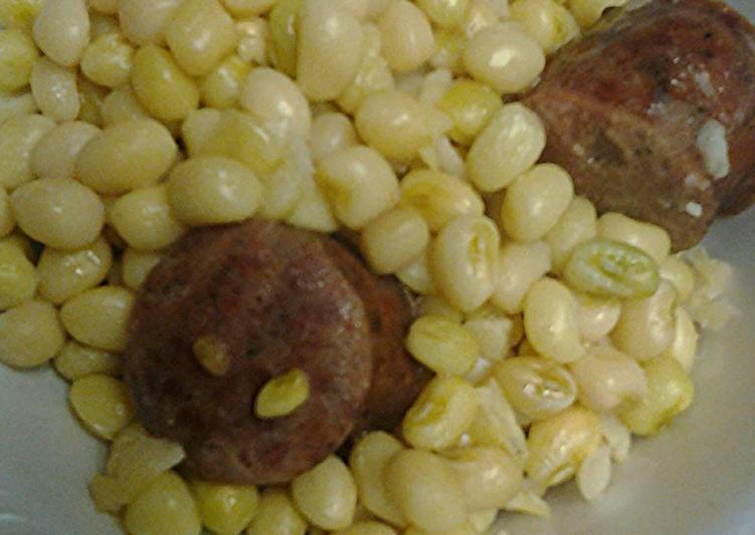 Zipper peas