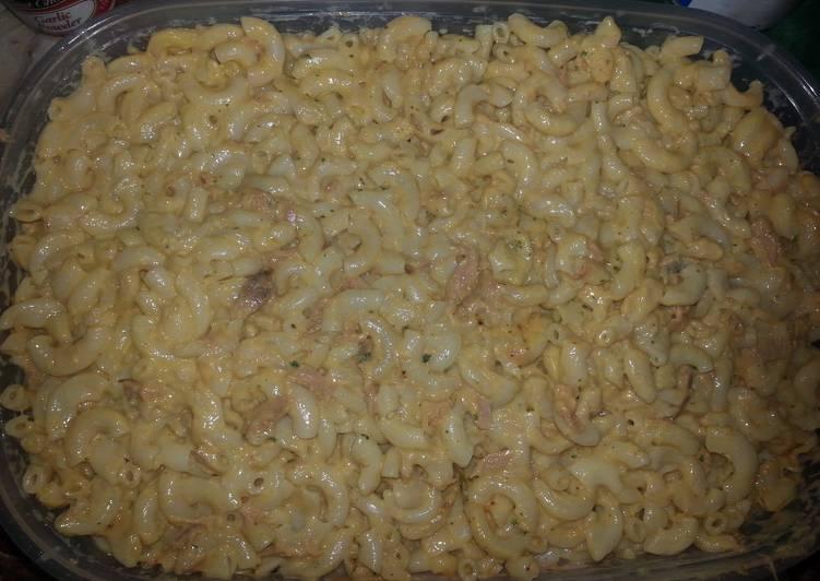Recipe of Speedy My simple easy tuna casserole