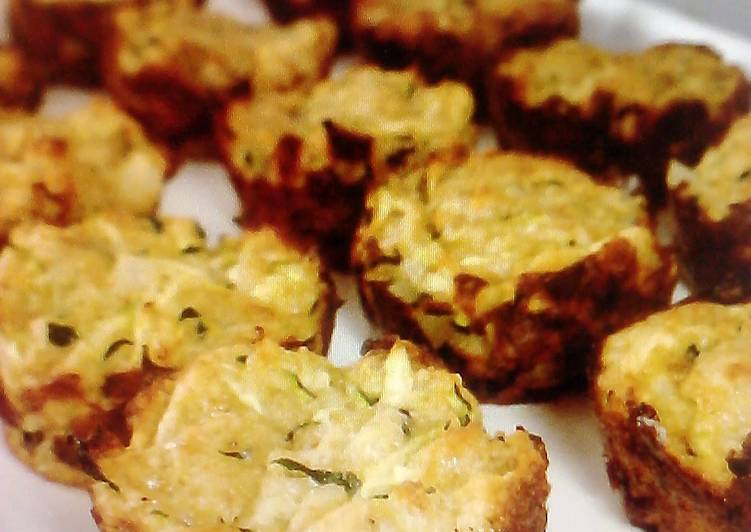 Simple Way to Make Speedy Zucchini Muffins