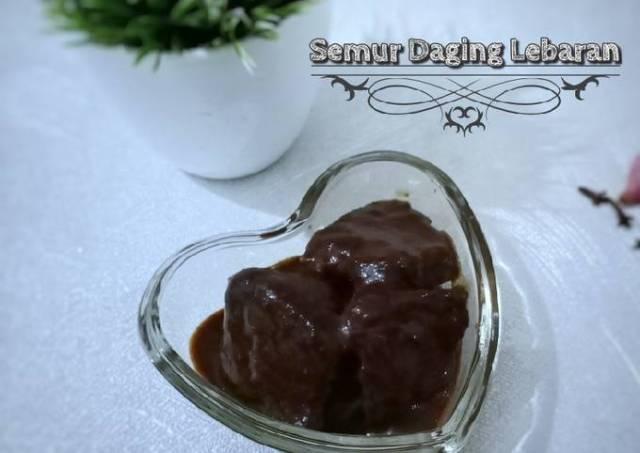 Semur Daging Lebaran(Semur Betawi)