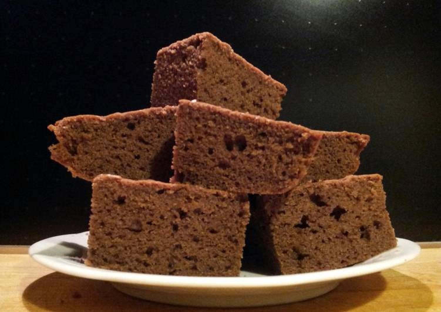 AMIEs Nutella Brownies