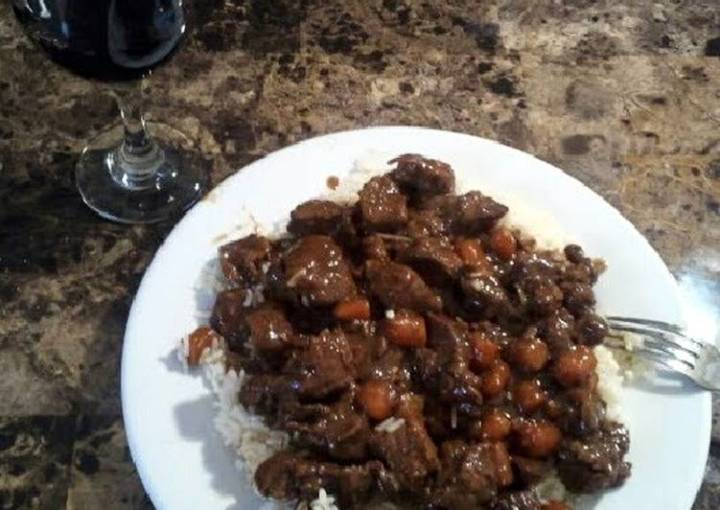 stew beef by starr