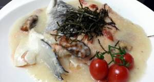 Salmon In Velvety Congee