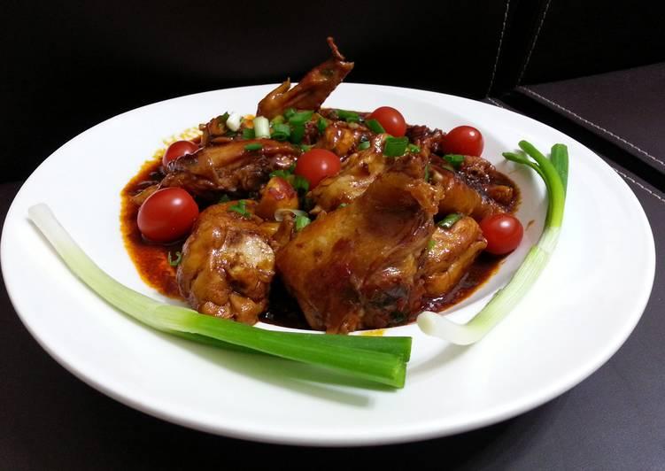Chicken In Guilin Sauce