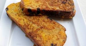 Cheese And Herbs French Toast