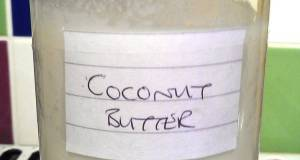 Vickys Homemade Coconut Butter / Creamed Coconut GF DF EF SF NF