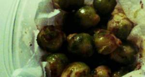 Buttery Bacon Brussel Sprouts