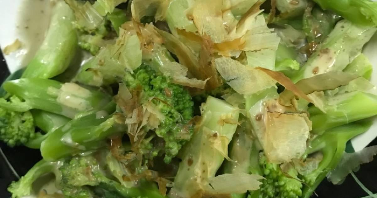 鄭行棠 發表的 涼拌花椰菜 食譜 - Cookpad