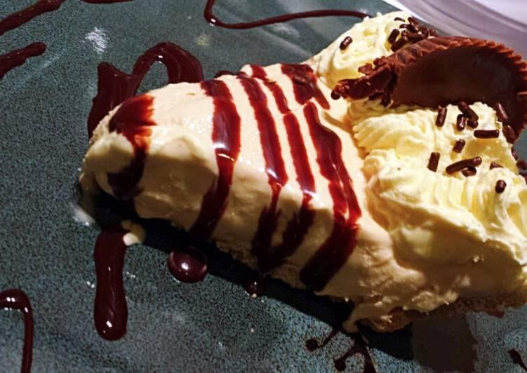 Ray's' Peanut Butter Ice Cream Pie