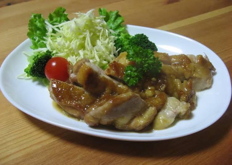 Char Siu Style Chicken Teriyaki