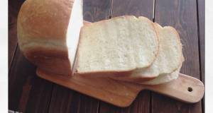 Japanese White Bread SHOKUPAN with Bread Machine