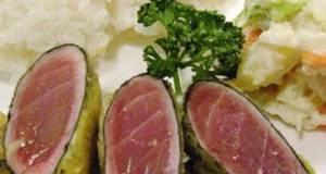 Ahi Tuna Katsu Easy Hawaiian Dish