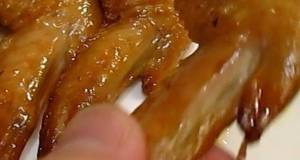 Juicy Chicken Wing Gyoza