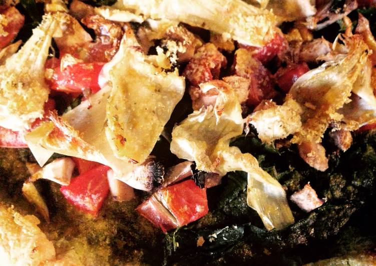 Hot Tomato Pie