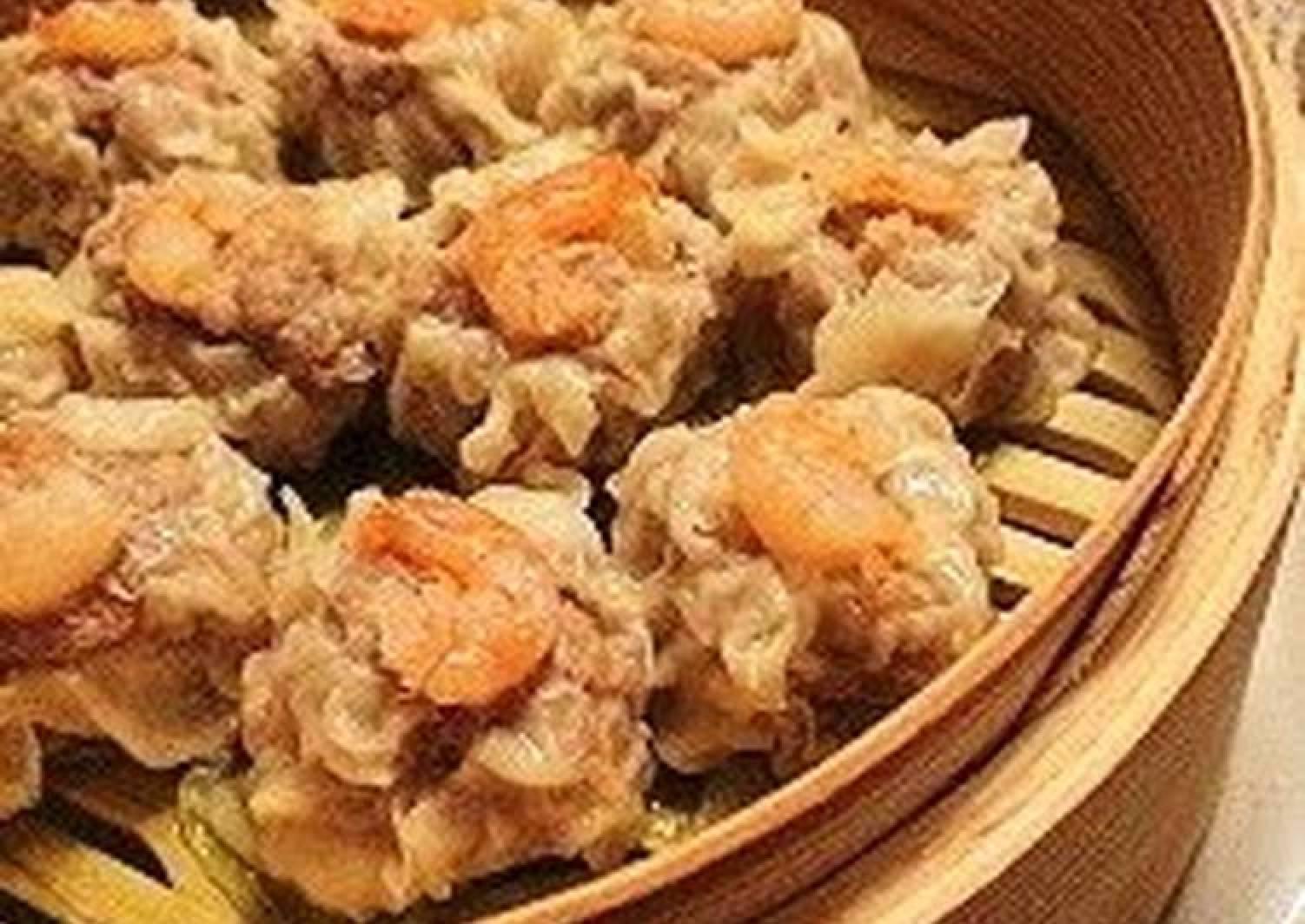 Shrimp Shumai Dumplings