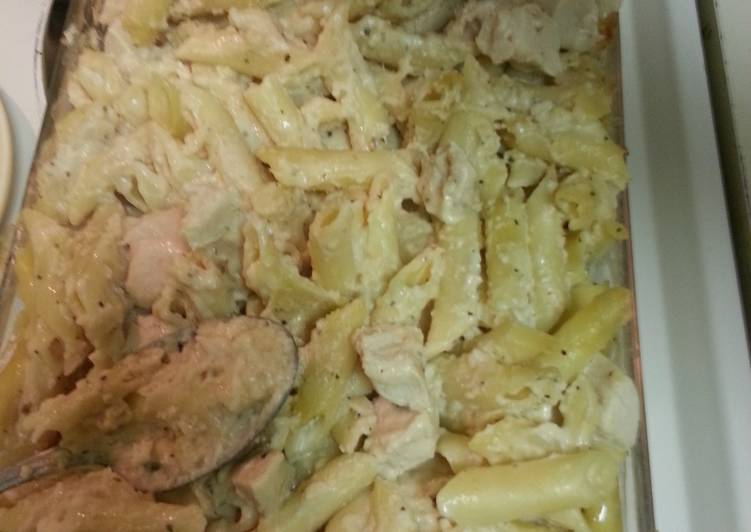 Alfredo chicken pasta bake, Discover The Reality About Superfoods
