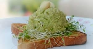 Avocado and Macadamia Diet Brunch Sandwich / DAY 2