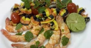 Kanyas Spicy Prawns Pasta / Champion Pasta
