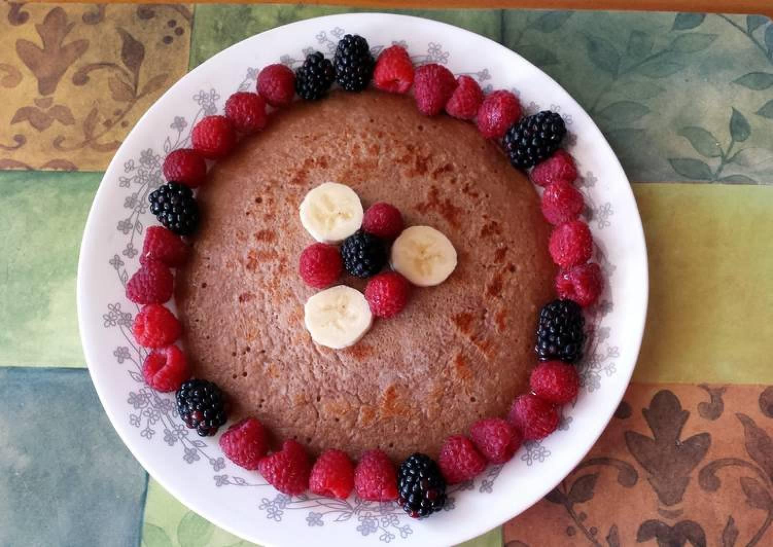 Chocolate Protein Polichinki