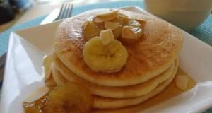 Vegan Pancakes No Eggs Milk or Oil