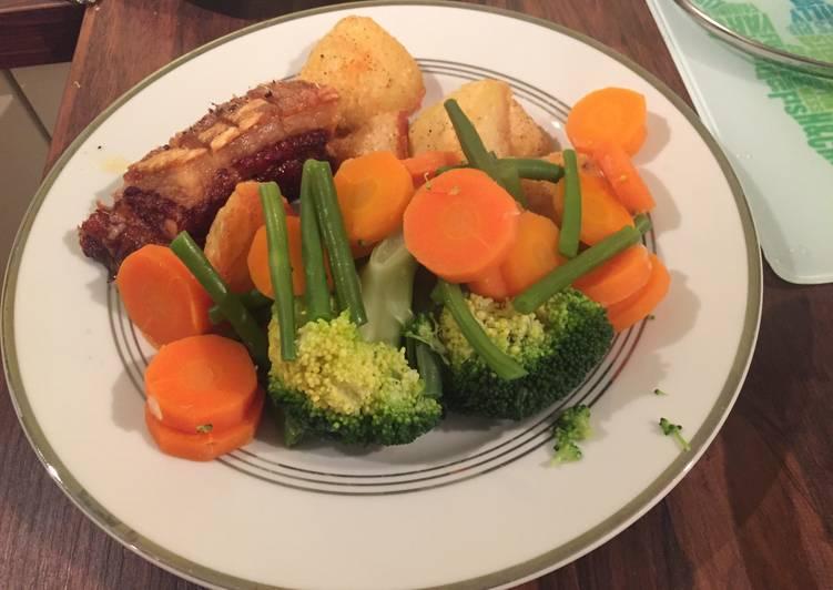 How to Make Award-winning Roasted Pork Belly