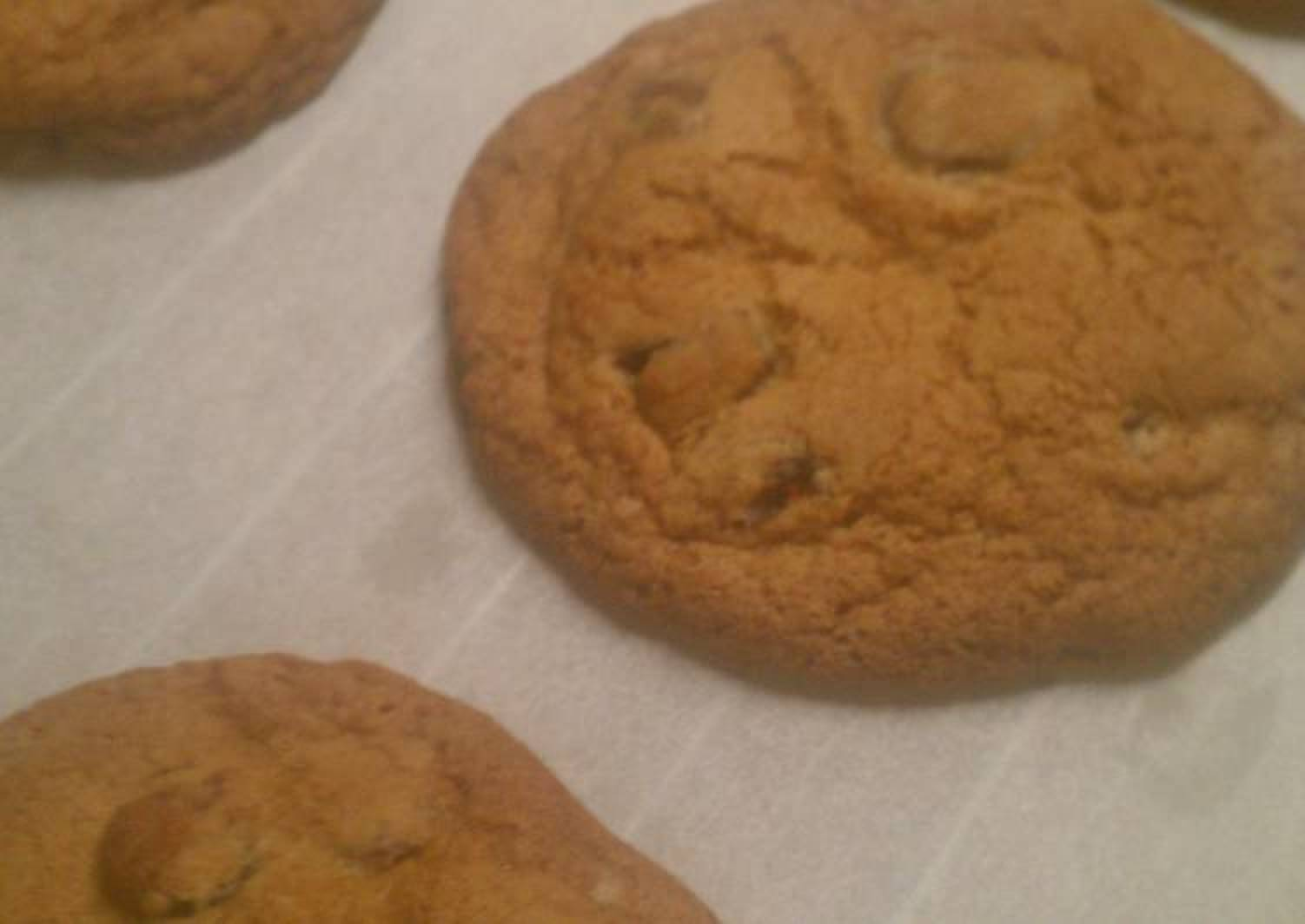 Double Cherry Chocolate Chip Cookies