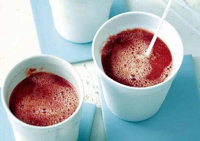 Winter Juice (Vegan)