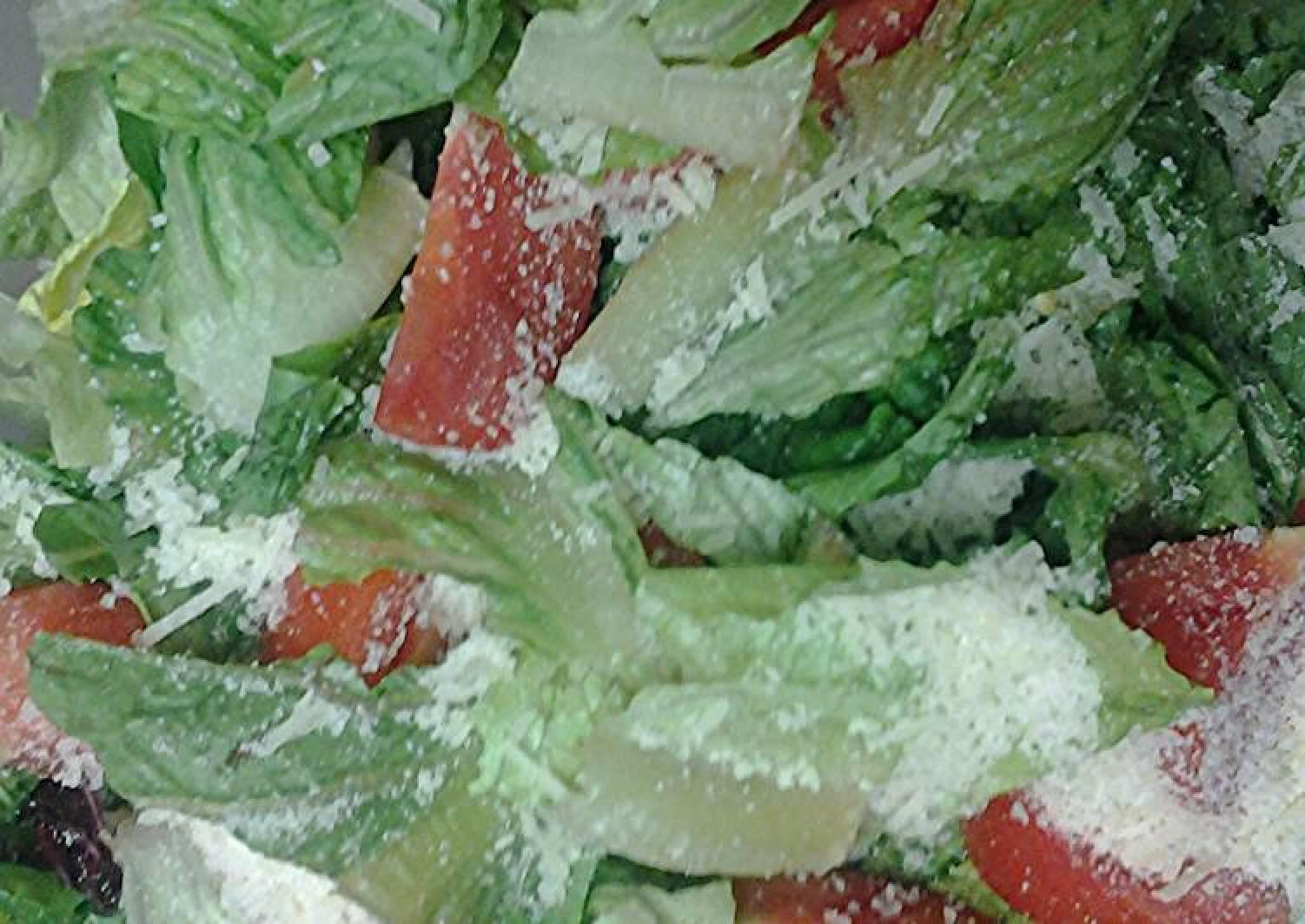 RadicchioandArugula Salad