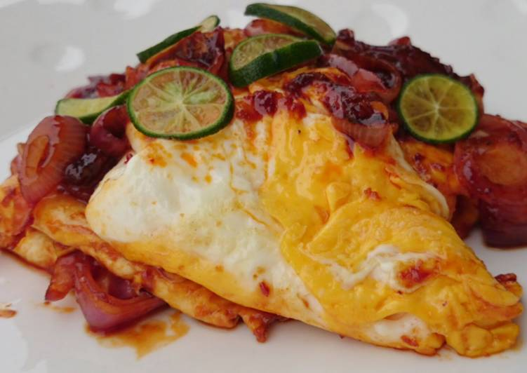 Spicy Egg With Onion / Sambal Telur Dan Bawang