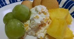 Mandarin Orange Fruit dip