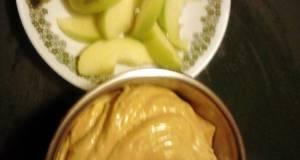 Creamy Caramel Fruit Dip