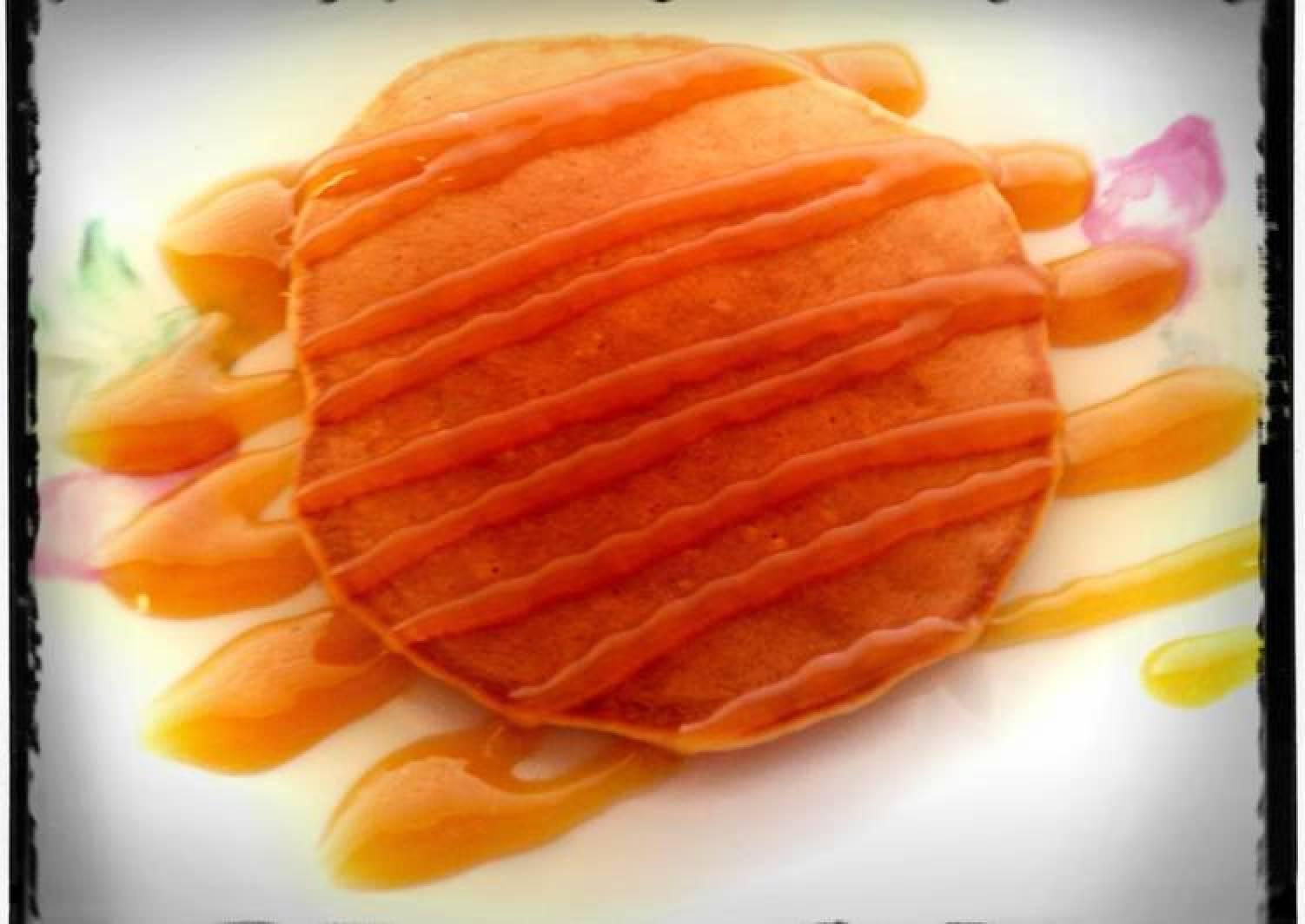 Momma's Apple pie pancakes