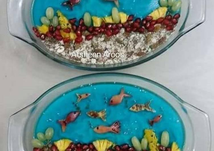 Aquarium Dessert