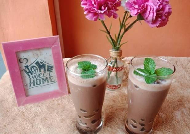 Ice Coffee Boba