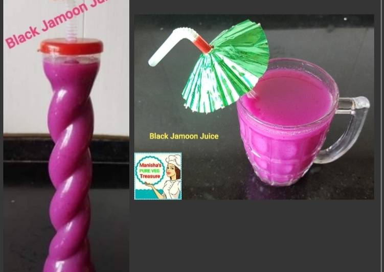 Black Jamoon Juice