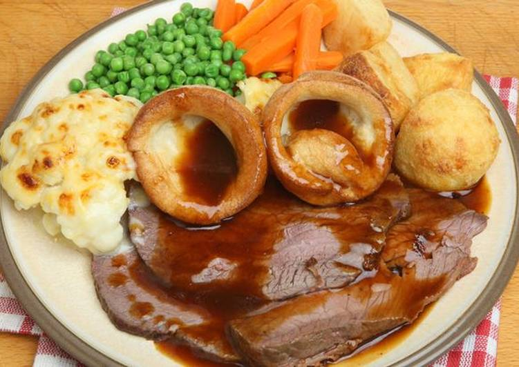 Vickys Yorkshire Puddings, GF DF EF SF NF