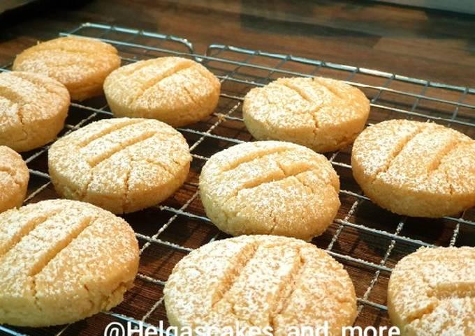 Schritte Um Hausgemachte Kekse mit Öl zu machen