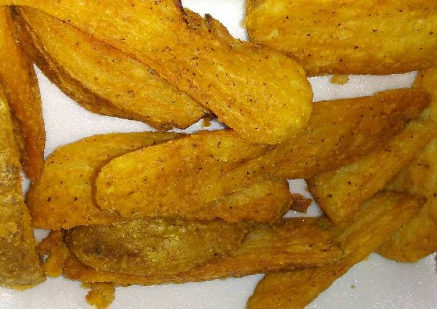Potato Wedges or JoJo Potatoes