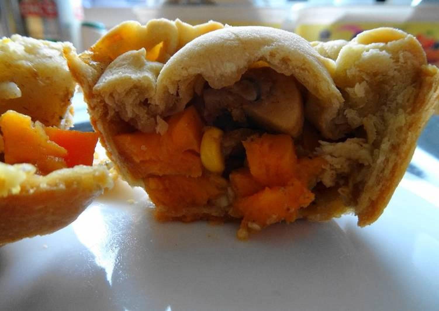 Quorn® & Sweet Potato Balti Pies