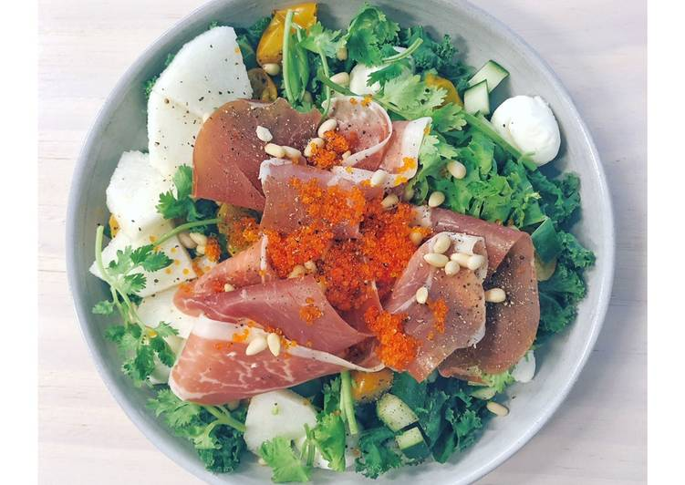 Recipe of Perfect Salad for Sanity