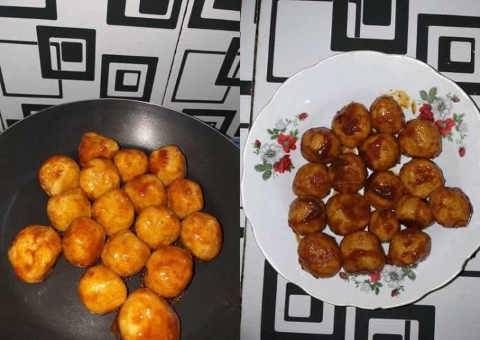 Resep Bakso Bakar (SEHAT,ENAK seperti bakso daging, MURAH, menu DIET) Paling dicari