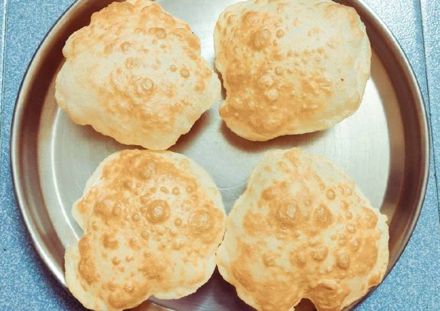 Chole Poori Bhatura