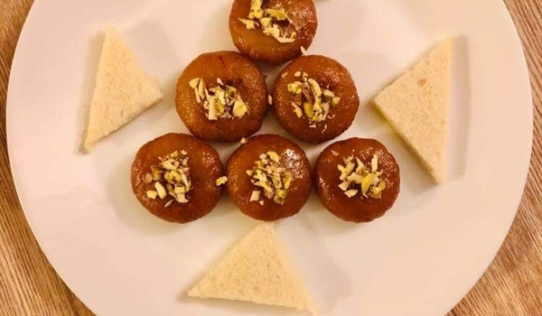 Bread Dessert