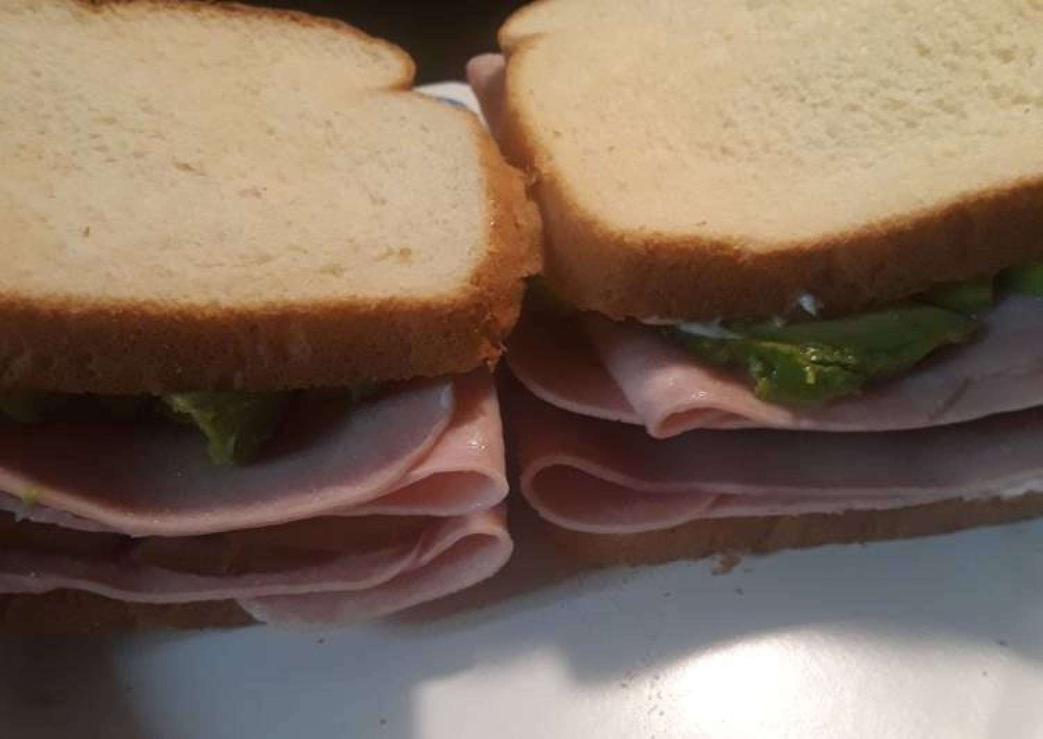 Avocado and Ham